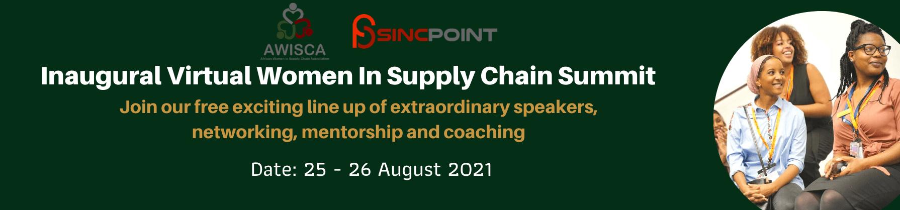 women in supply chain summit